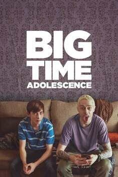 Big Time Adolescence Torrent - WEB-DL 720p/1080p Dual Áudio