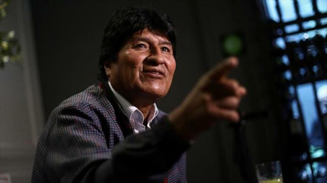 Morales revela plan de EEUU para trasladarlo a cárcel de Guantánamo