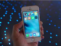 IPhone 5 SE, smartphone  layar 4 Inci dengan hardware Iphone 6s