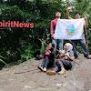 Eksplor Keberanian, Prawita GENPPARI Daki Curug Tujuh Kabupaten Garut