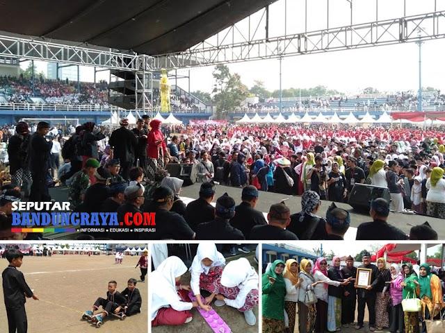 Festival Bandung Ulin, Penguatan Pendidikan Karakter Melalui Permainan Tradisional