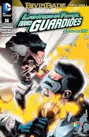 Os Novos 52! Lanterna Verde - Os Novos Guardiões #36
