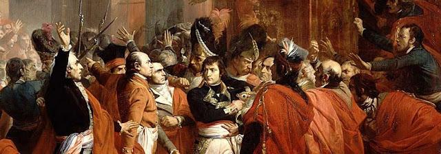 Napoleon Bonaparte y golpe de Estado