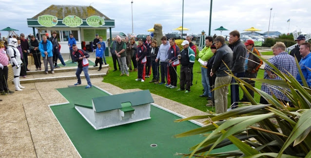 The World Crazy Golf Championships at Hastings Adventure Golf