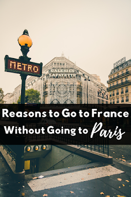Metro - reasons you should visit France without going to Paris