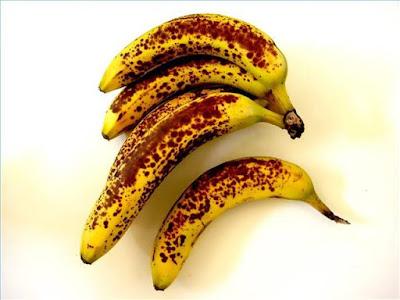 Ripe Bananas - How To Make Banana Ice Cream