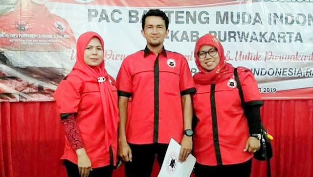 Zaenx jadi Ketua Banteng Muda Indonesia Kiarapedes, Purwakarta