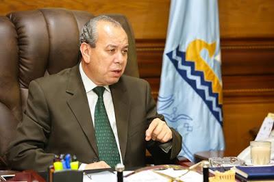 محافظ كفرالشيخ يناقش عدداً من القضايا والملفات مع المستشار القانوني للمحافظة