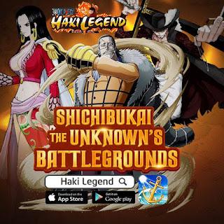 Download Haki LEgend APK OBB Data