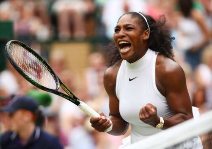 Serena Williams says she likes playing the 'US Open'