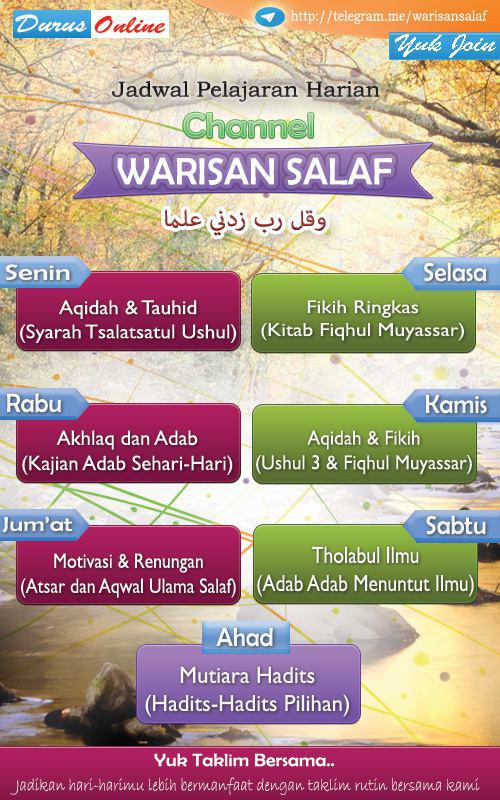 warisan-salaf