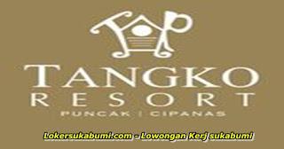Lowongan Kerja Tangko Resort Cipanas Cianjur Terbaru