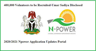 Tilldawn N-Power Protest is ongoing in Abuja