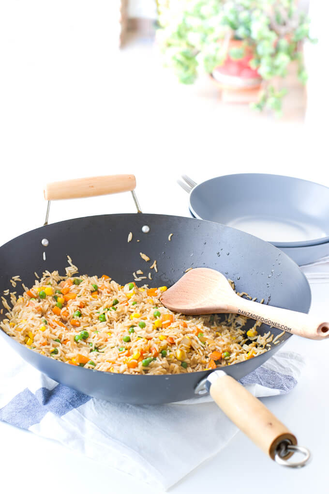 Chinese rice | danceofstoves.com