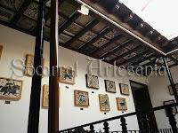 en este museo se encuentra una amplia colección de Socarrats y de cerámica mudéjar