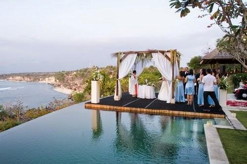 Tempat Nikah di Bali dengan Konsep Outdoor