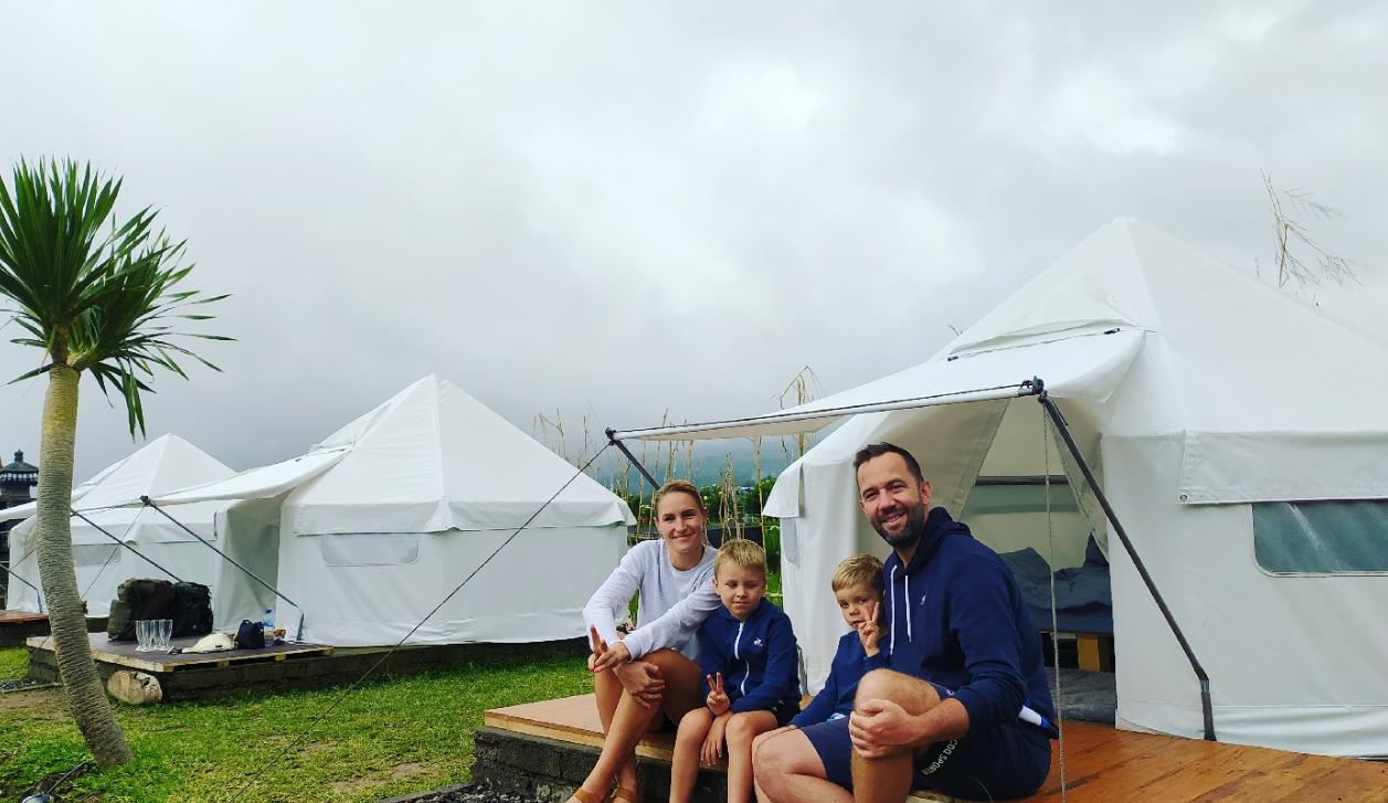Glamour Camping Bedugul
