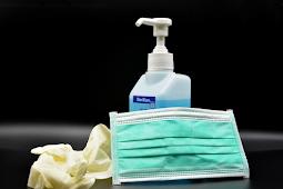 Gampang!! Cara Bikin Disinfektan Sendiri Di Rumah