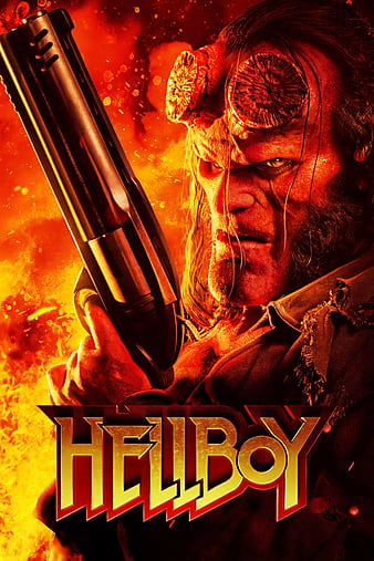 Hellboy 2019 480p 350MB BRRip