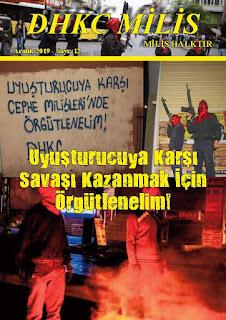 DHKC DERGİ HALK CEPHESİ