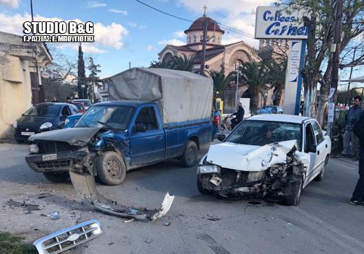 Αργολίδα: Σφοδρή σύγκρουση με τραυματίες στο Λάλουκα