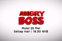 Biodata Lengkap Pemain Sinetron Angry Boss Trans TV