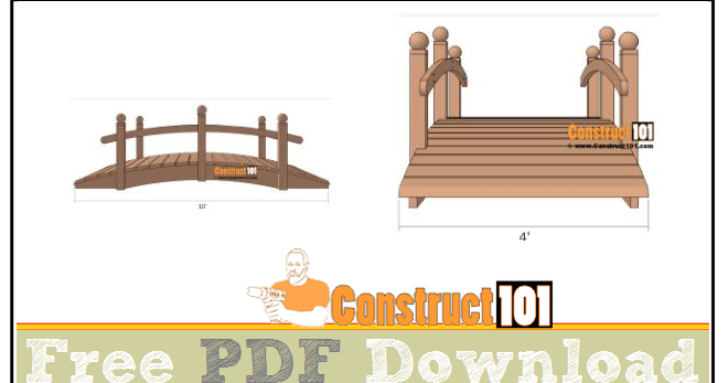 How To Build A Storage Shed Garden Bridge Plans Diy