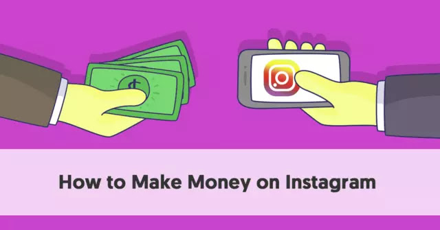Make Money on Instagram by Selling My Stuff