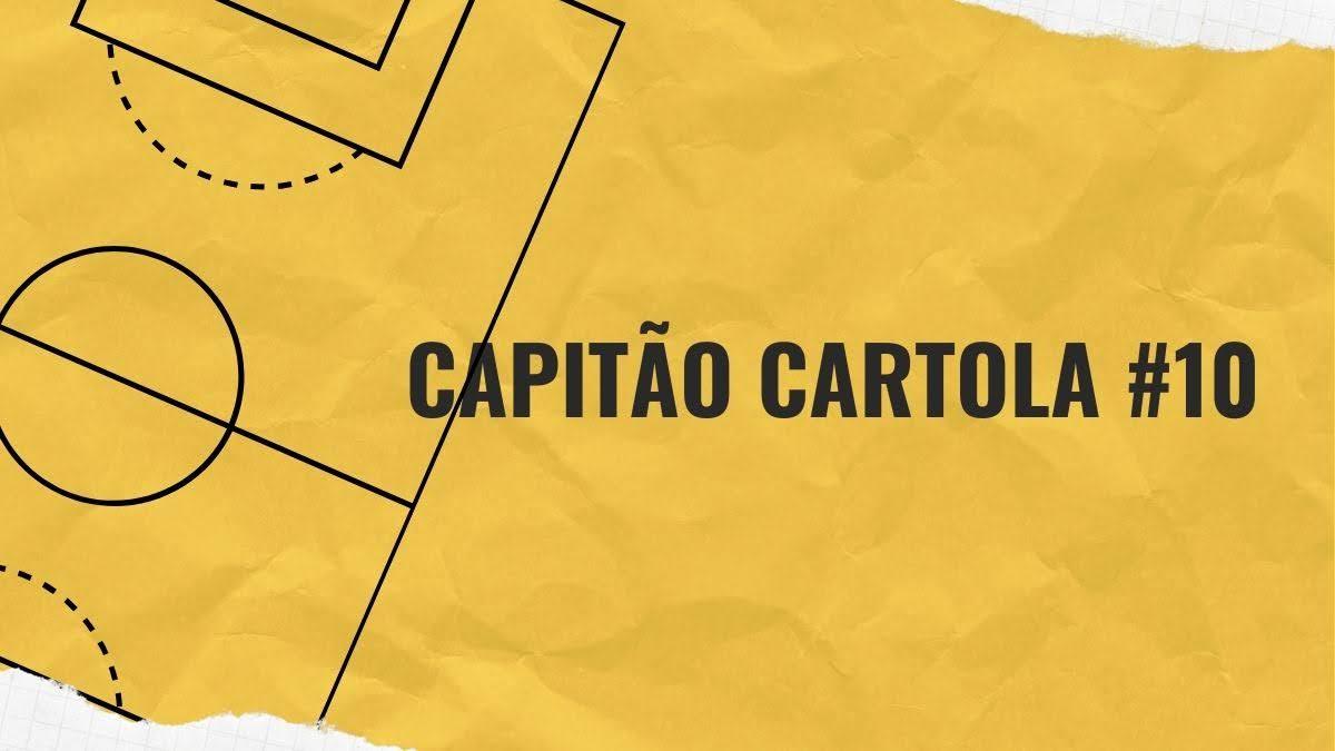 Capitão Cartola #10 - Cartola FC 2020
