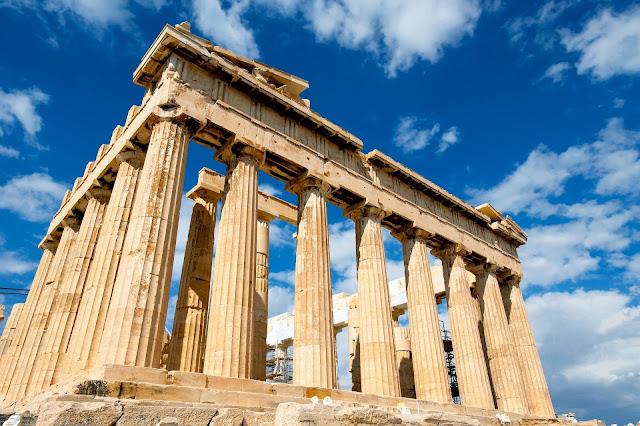パルテノン神殿とは?語源の意味や歴史を簡単にまとめてみた