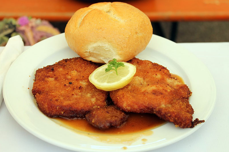 schnitzel, 5 Reasons to Visit Vienna: Living the Good Life in Austria - Foodie