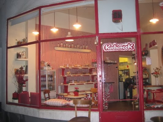 Mein Ich Und Das Leben Neulich Beim Kucheneck Dusseldorf