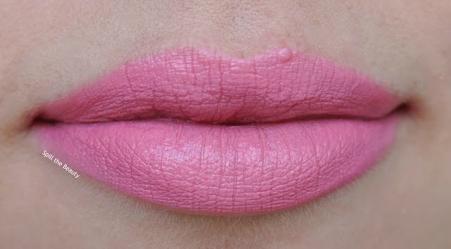 Too Faced Liquified Long Wear Lipstick Melted Marshmallow review swatches lip swatch