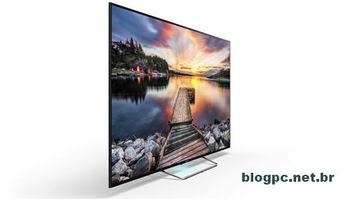 W85C é opção para quem procura tela grande e 3D com Android TV