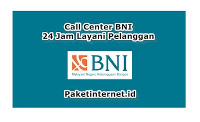 Call Center BNI Semarang Terbaru