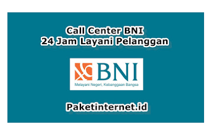 √ Data Call Center BNI Semarang Terbaru 2019