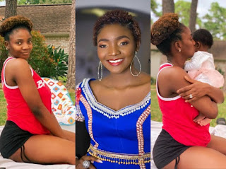 'My God Knows I Needed You' - Simi Tells Daughter, Adejare