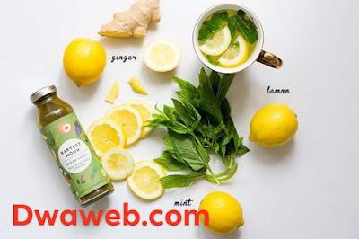 العسل والزنجبيل من أهم وصفات علاج التهاب الحلق.