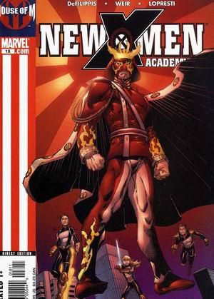 ew X-Men - Academy X #18 PDF