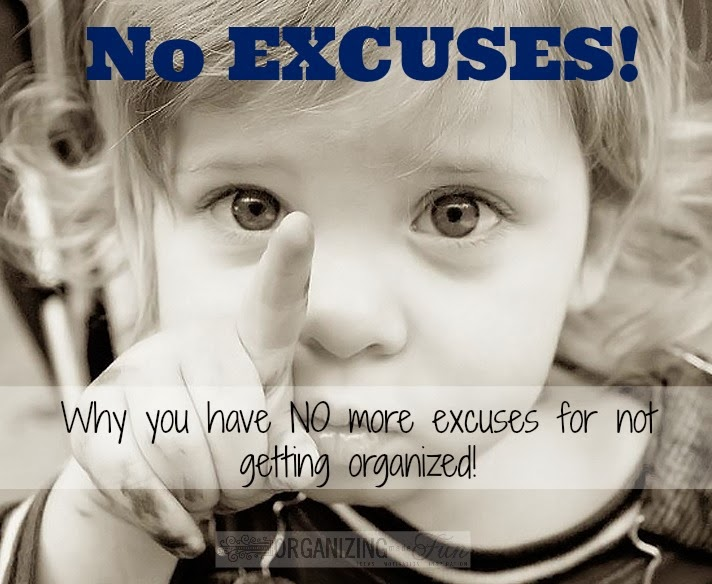 NO Excuses: Why You Have No More Excuses For Not Getting