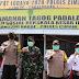 Kapolda Jabar bersama Pangdam III Siliwangi cek Pospam Ops Ketupat Lodaya