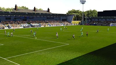 PES 2021 Stadium St Mirren Park