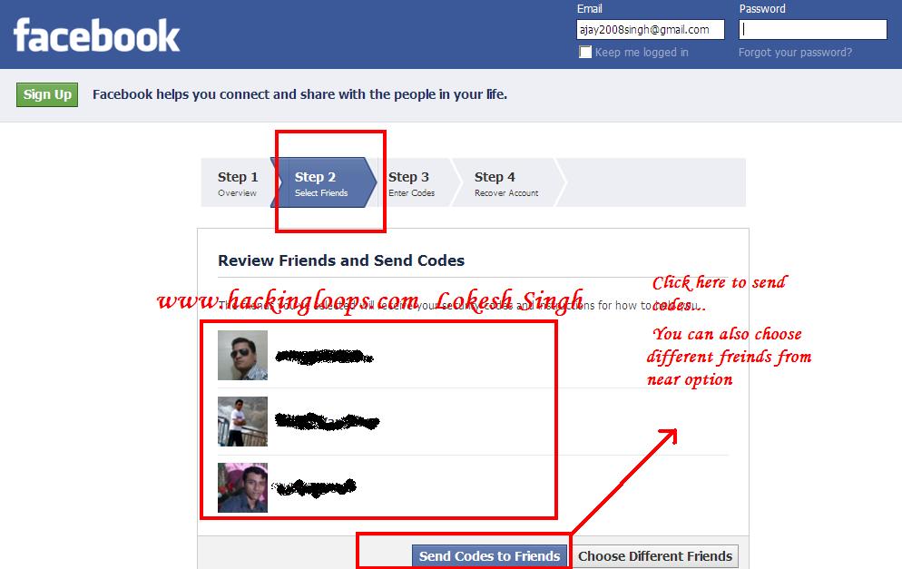 How To Hack Facebook Method-4   hackingpedia
