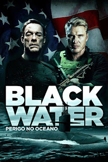 Black Water: Perigo No Oceano - BDRip Dual Áudio