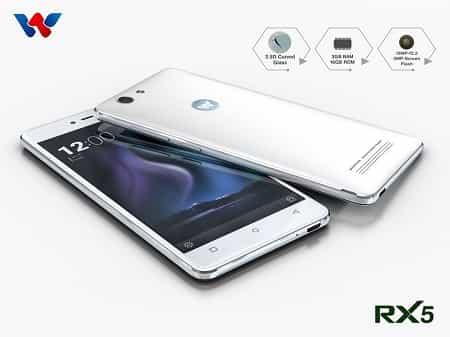 Walton Primo RX5 Smartphone