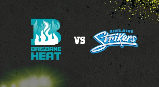 Adelaide Strikers Vs Brisbane Heat Bbl 2016 2017 2nd Match