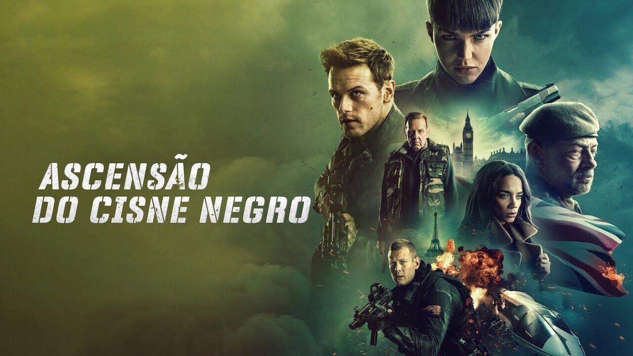 A ascensão do cisne negro | Netflix