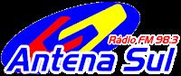 Rádio Antena Sul FM 98,3 de Iguatu - Ceará
