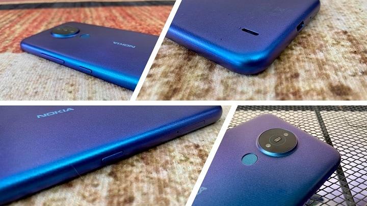 Nokia 1.4 Design Review