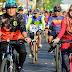 Kang Jimmy Olah Raga Bersama Komunitas Gowes Karawang